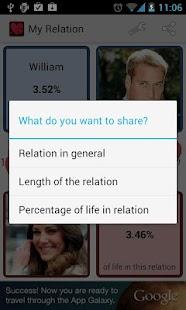 My Relation- screenshot thumbnail