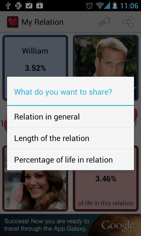 My Relation- screenshot