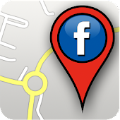 MapBook-Facebook Friend Finder