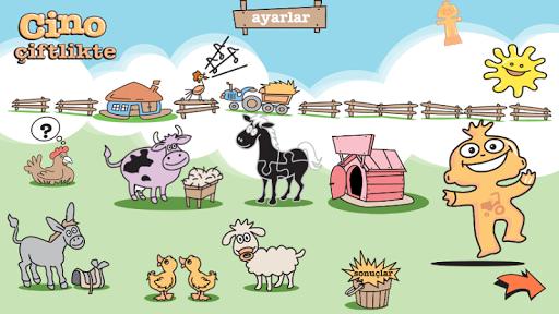 Cino Çiftlikte