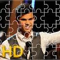 Taylor Lautner Jigsaw HD logo