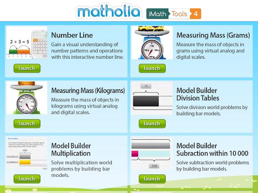 Matholia iMath Tools 4
