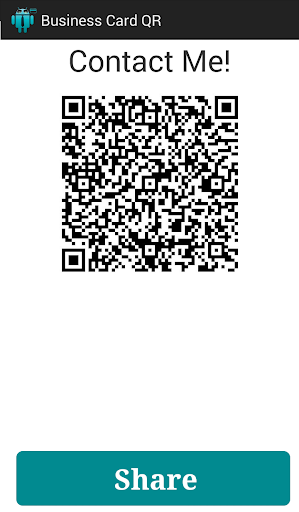 Business Card QR Free