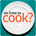 Real Simple No Time to Cook? logo
