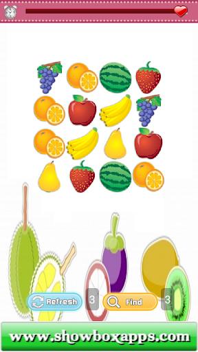 玩動作App|Free Fruits Link Game For Kids免費|APP試玩