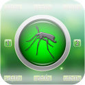 Anti mosquito bug repellent icon