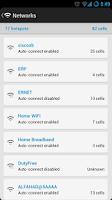 Screenshot of Smart WiFi Toggler