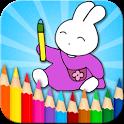 Coloring Doodle - Bunny GO icon