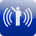 My Location DroidMap logo