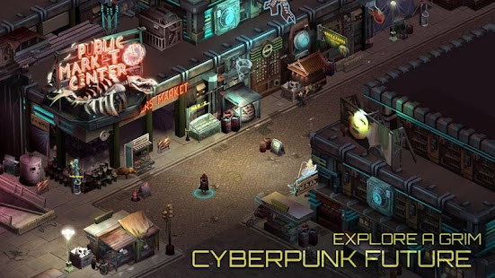 Shadowrun Returns Screenshot 1