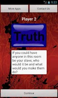 Screenshot of Truth or Dare 18+