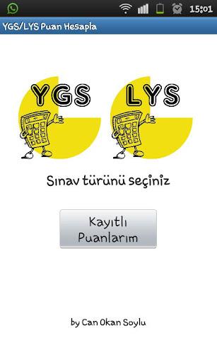 YGS LYS Puanım