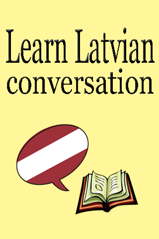 Learn Latvian conversation