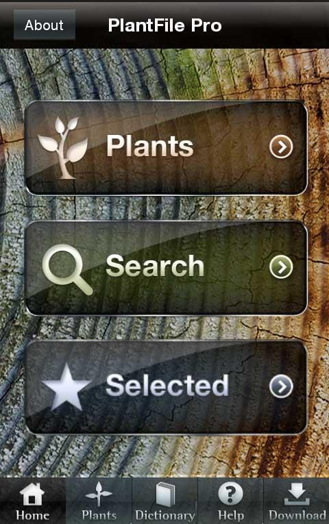 PlantFile Pro- screenshot
