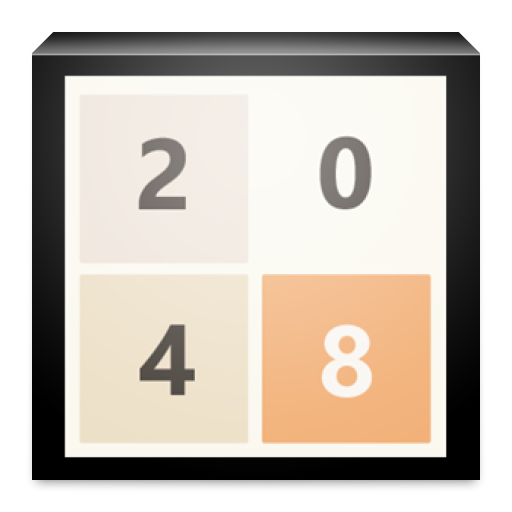 Simple 2048