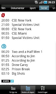 Dansk TV-Oversigt - screenshot thumbnail