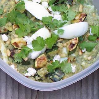 Quinoa and Grilled Zucchini