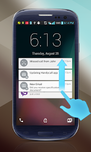 Lollipop Lockscreen Android L v1.2.8