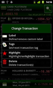 Bank Control UK Mobile Banking- screenshot thumbnail