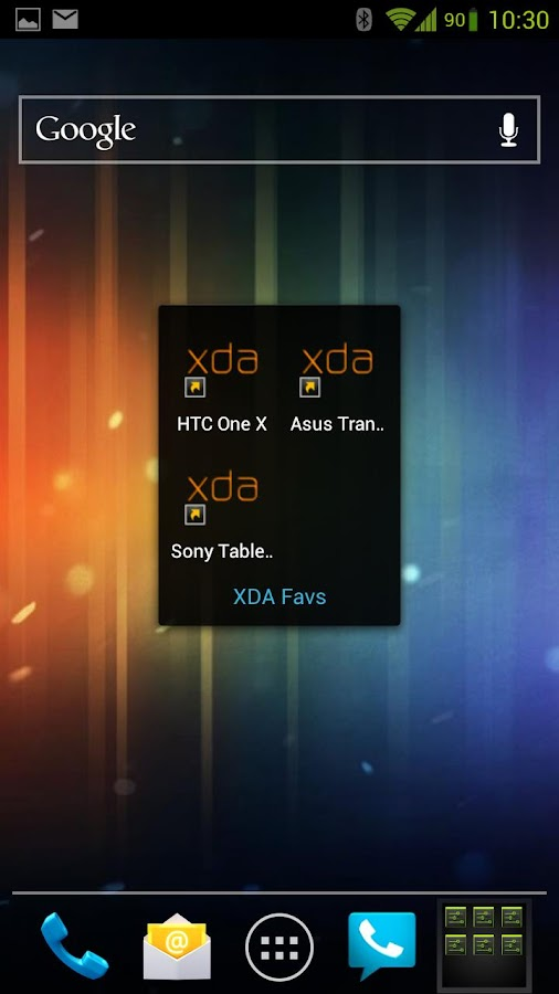 XDA-Developers - screenshot