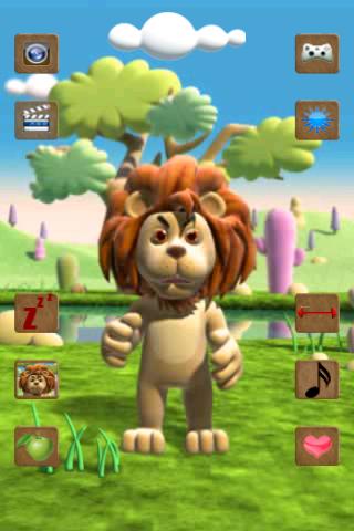 會說話的獅子免費