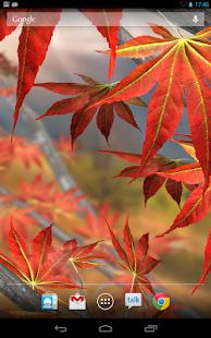Autumn Tree Free Wallpaper - screenshot thumbnail