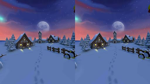 Vinson Virtual Snowglobe