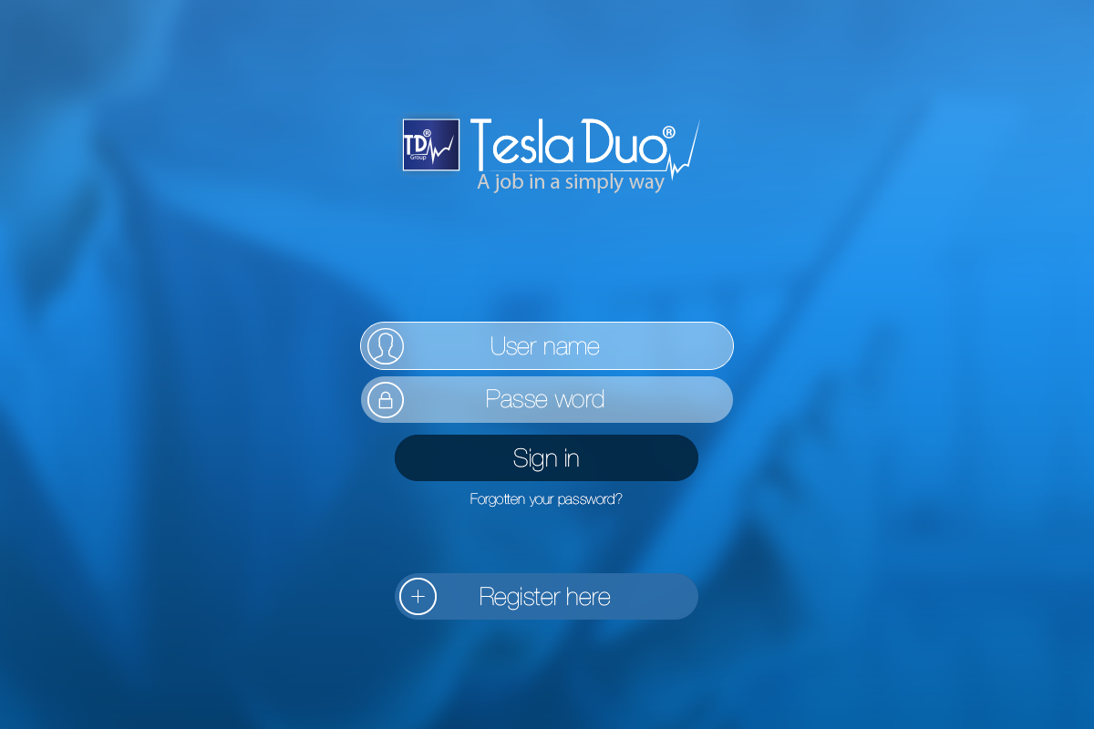 TeslaDuo- screenshot