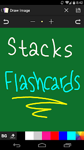 Stacks Flashcards- screenshot thumbnail