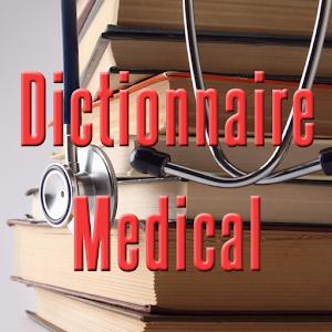 Dictionnaire Medical 醫療 App LOGO-硬是要APP