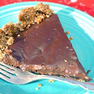 Chocolate Peanut Butter Tart.