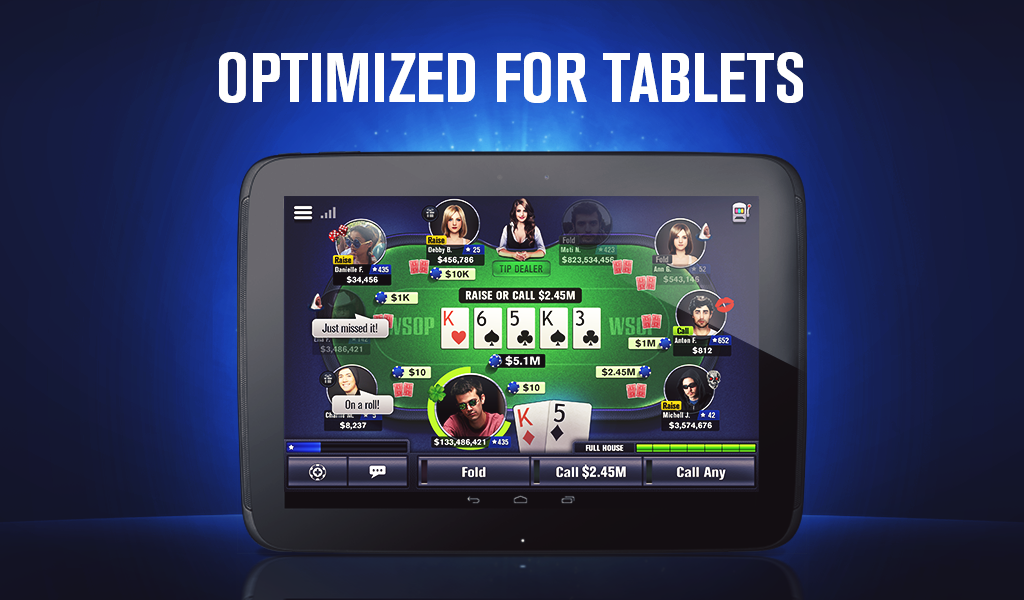 World Series of Poker - WSOP - Android Apps on Google Play