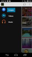 Screenshot of JustCast for Chromecast