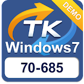 70-685 Windows 7 Demo