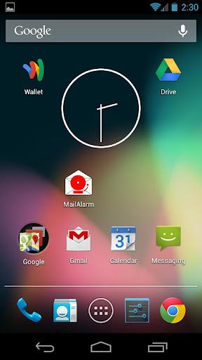 MailAlarm 1.1.1