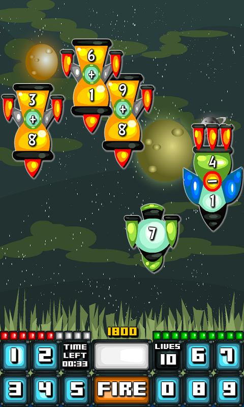 Math Wars- screenshot