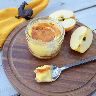 Farmhouse38 // Apple Pie Crème Brûlée
