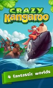 Crazy Kangaroo - screenshot thumbnail
