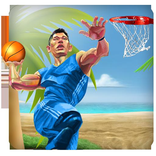 Beach Basketball 2014 LOGO-APP點子