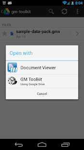 GM Toolkit- screenshot thumbnail