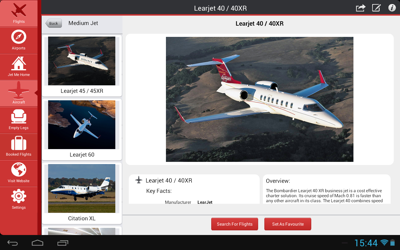 PrivateFly- screenshot
