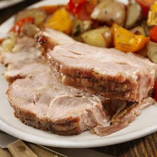 Slow Roasted Pork Shoulder