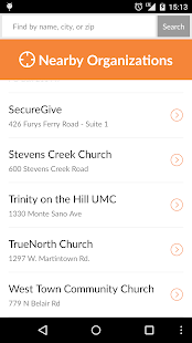 SecureGive- screenshot thumbnail
