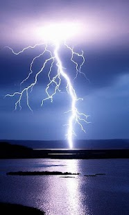 3D Lightning HD Live Wallpaper - screenshot thumbnail