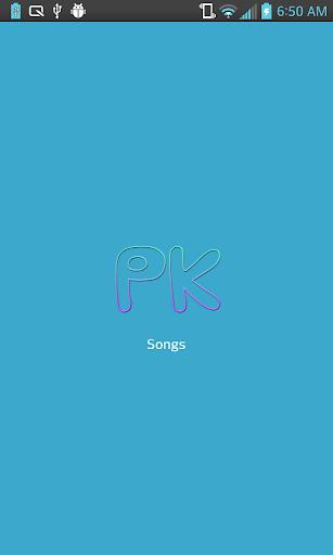PK Music Songs