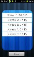 Screenshot of Enigmes Mathématiques