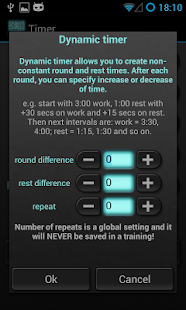 Interval Timer 4 HIIT Training - screenshot thumbnail