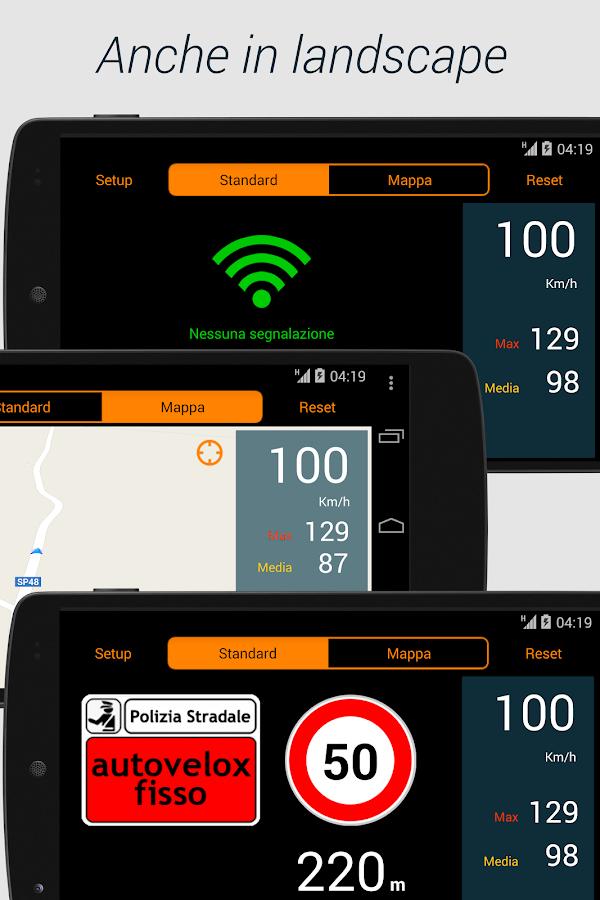 Autovelox! - screenshot