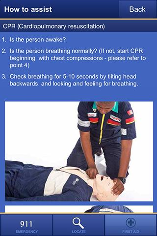 Netcare Assist- screenshot