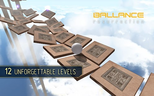 Ballance Resurrection 3D - screenshot thumbnail